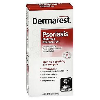Dermarest Psoriasis Medicated Shampoo Plus Conditioner, 8 oz