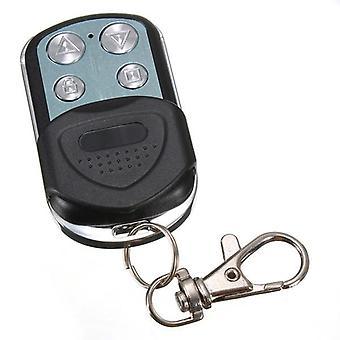 4 Tlačidlo Elektrické garážové brány dvere diaľkové ovládanie kľúč Fob Klonovanie 433.92MHz