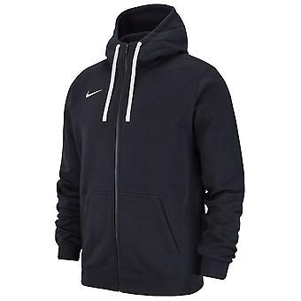 Nike Team Club 19 FZ Hoodie AJ1313010 universal all year men sweatshirts