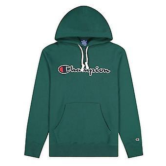 Champion Skript Logo Fleece Hoodie 214718GS502 universal ganzjährig Männer Sweatshirts