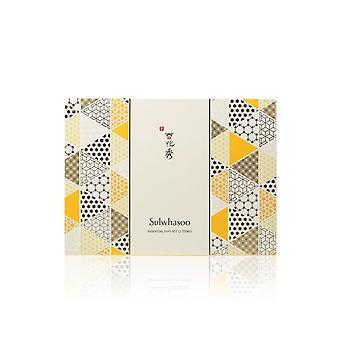 Sulwhasoo Essential Duo Set: Balancing Water (125ml+15ml) + Balancing Emulsion (125ml+15ml)  + Activating Serum 8ml + Rejuvenating Eye Cream 3.5 ml + Firming  Cream 5ml 7pcs