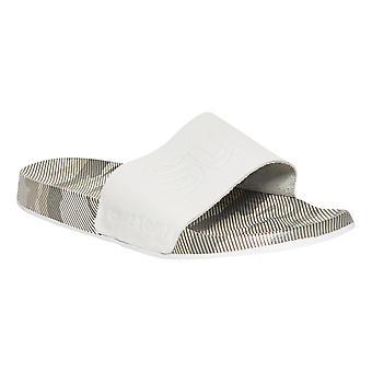 Superdry Premium Beach Slide - White