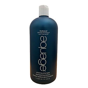 Aquage Seaextend Seidenspülung Shampoo grob & lockiges Haar 33,8 OZ