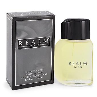 Realm Eau De Toilette/ Cologne Spray par Erox 1.7 oz Eau De Toilette/ Cologne Spray
