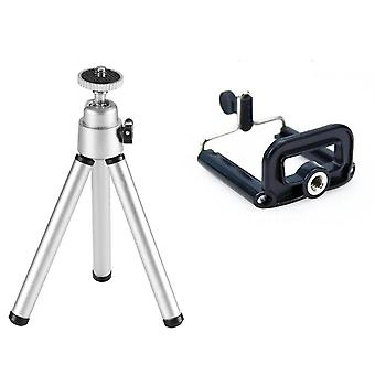Compatible Portable Projector Mini Tripod Camera/phone, Stable Stand