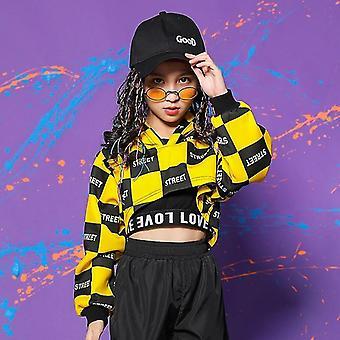 Kid Hip-hop Clothing Hoodie/sweatshirt/shirt, Pants Ballroom Dance Clothes