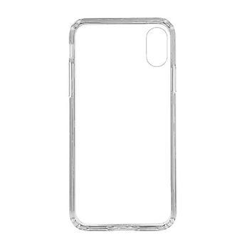 Erittäin ohut akryyli läpinäkyvä matkapuhelinkotelo IP8 Hard Shellille