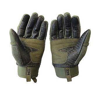 West Coast Choppers Men's Gloves Statement Neoprene