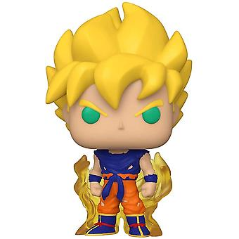 Dragon Ball Z Goku Super Saiyan First Appearance Pop! Vinyl