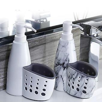 Multifunktions Küche Badezimmer Hand Flüssigseifenseifenspender