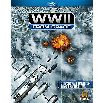 WWII From Space [BLU-RAY] USA import