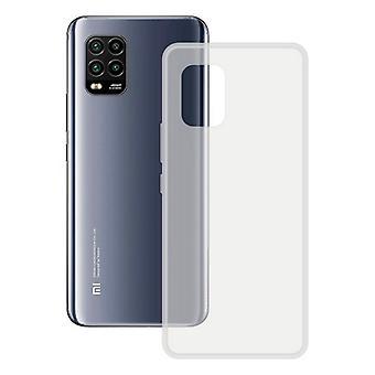 Mobile cover Xiaomi Mi 10 Lite KSIX Flex Tpu Transparent