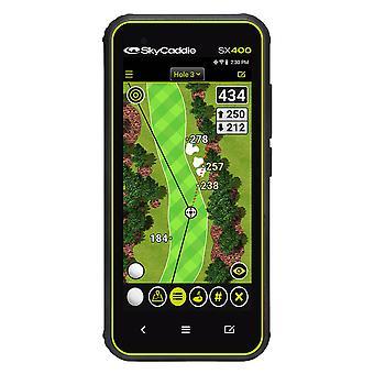 """SkyCaddie 2021 SX400 GPS 4"""" Touchscreen Golf Rangefinder + GRATIS BAG MOUNT"""
