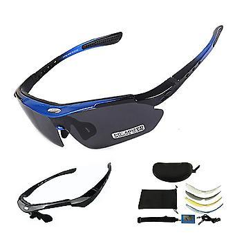 نظارات الشمس الدراجات المستقطبة
