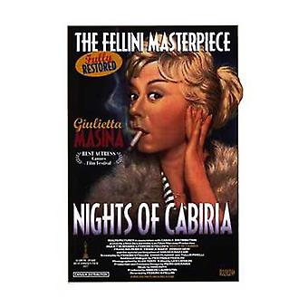 Nights of Cabiria (1987) Movie Poster (11 x 17)