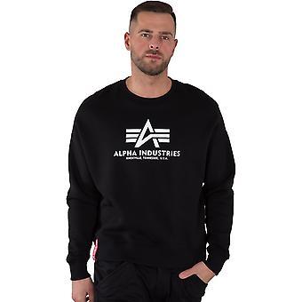 Alpha Industries Herren Sweatshirt Basic OS