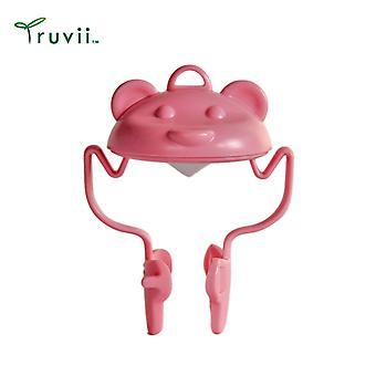 Night light - lantern - Pink Bear - Truvii
