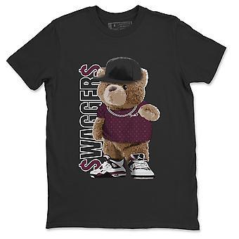 Björn Swaggers T-shirt Jordanien 4 PSG Sneaker - AJ4 Paris Saint Germain
