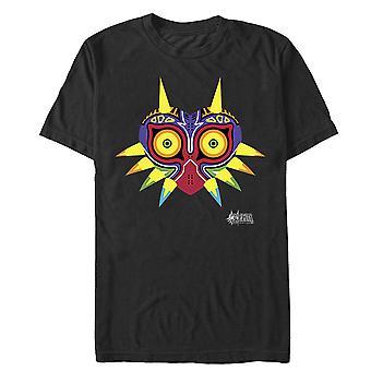 Nintendo Legend of Zelda Majora's Mask Design T-Shirt