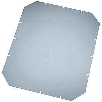 Fibox MP3429 Metal Mounting Plate 315 x 265mm