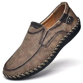 Männer Loafers, Mode Leder bequeme Schuhe