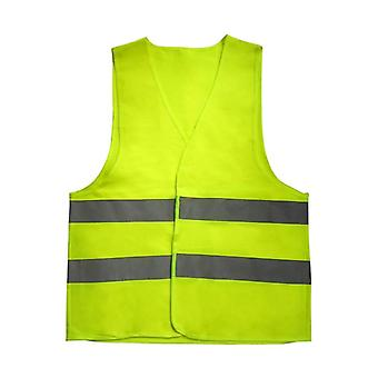 Reflective Fluorescent Vest, Outdoor Safety Clothing, Running Ventilate