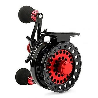 Ball Bearings High Speed Gear Ratio Smooth Left Right Fishing Reel Tackle Raft