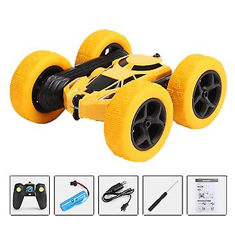 4wd Radio Control Vehicles Electronic Rock Crawler Model Stunt Cars Toy