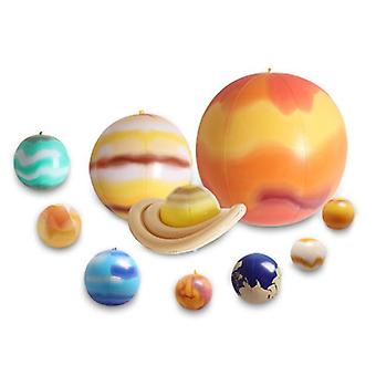 Balloons Solar System Teaching Model, Blow Up Inflatable Toy