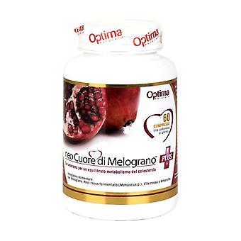 Neo Heart Pomegranate Plus 60 tablets