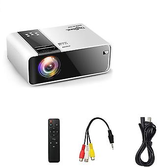 1280*720p Led Beamer Android Wifi Hd In Smart Projector Home Theater Cinema 3d