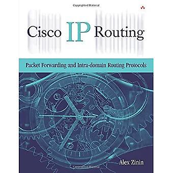 Cisco IP-routing: Routingprotokoller for pakker og intradomæne