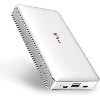 HanFei MFi-Zertifikat Externe Festplatte 1 TB (1000 GB) HDD fr iPhone kompatibel mit iOS 14 iPad Pro