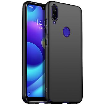 Ultra thin case for redmi note 7 anti fall shockproof cover black kc427
