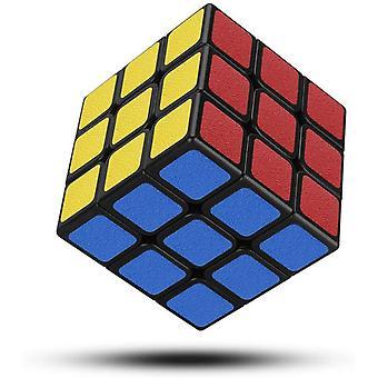 FengChun Zauberwrfel, Speed Cube 3x3 Magic Cube 3D Magischer Wrfel Spielzeug fit Speed Cubing Gehirn