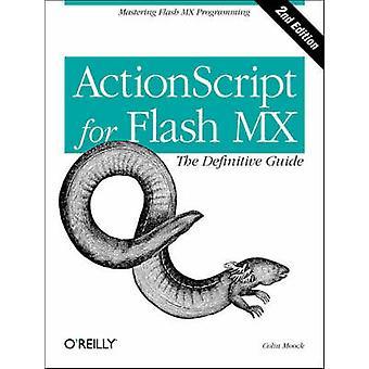 ActionScript för Flash MX av Colin Moock