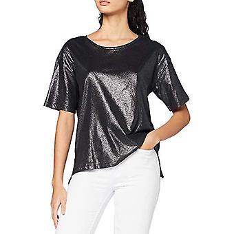 edc av Esprit 100CC1K308 T-Shirt, 001/BLACK, M Kvinna