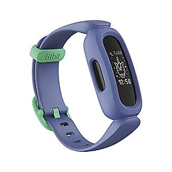 Fitbit Ace 3 Tracker for kids aged 6 and up, Fun animated watch squares & Water resistant up to 50 meters.
