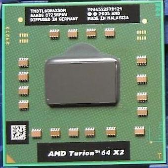 Amd Cpu Laptop Turion Cache 2.0ghz Socket S1 Laptop Processor med dubbla kärnor