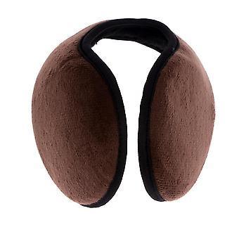 时尚冬季男装女绒耳带