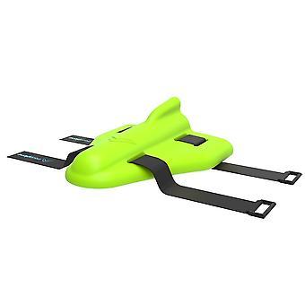 AquaPlane Swim Float Lime