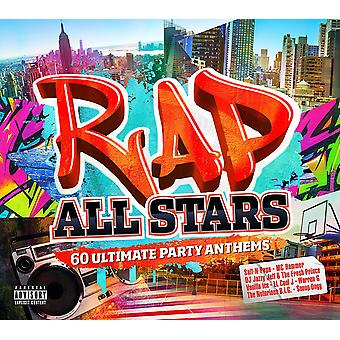 Rap All Stars CD