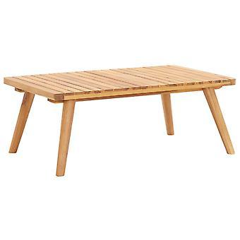 Gartentisch 90X55X35 Cm Massives Akazienholz