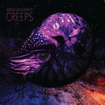 Indian Handcrafts – Creeps Purple Translucent Vinyl