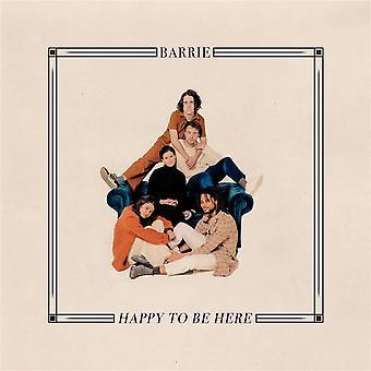Barrie - Glad att vara här CD
