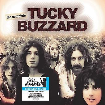 Tucky Buzzard - Den komplette Tucky Buzzard Vinyl