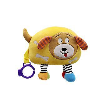 3d Poupée Animal Style Mignon Bébé Tissu Tissu Livre Toy
