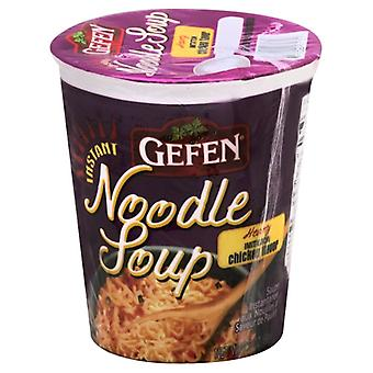 Gefen Soup Cup Chckn Ndle, Case of 12 X 2.3 Oz