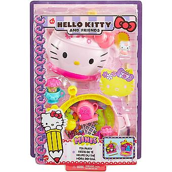GVB31 Hello Kitty and Friends Minis Tea Party Playset