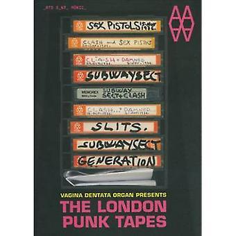 Londýnské punkové pásky Vagina Dentata Organ od Jordiho Vallse & Marca Viaplany